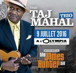 The Taj Mahal Trio à l'Olympia le 9 Juillet 2016 7