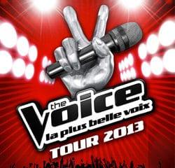 Les stars de The Voice en tournée 13