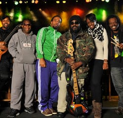 The Wailers en tournée en France 11