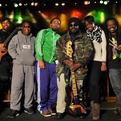 The Wailers en tournée en France 5