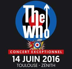 The Who en concert au Zénith de Toulouse 9