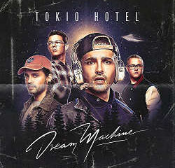 Tokio Hotel : <i>Dream Machine</i> 8