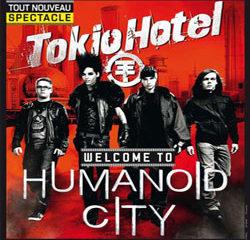 Tokio Hotel <i>Humanoid City</i> 6