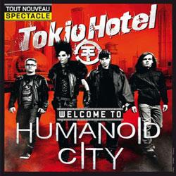 Tokio Hotel <i>Humanoid City</i> 5