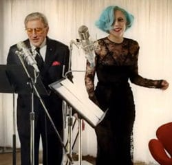 Lady Gaga The Lady is a Tramp 11