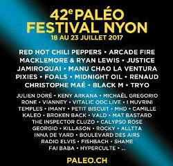 Embarquement pour le 42ème Paléo Festival 9