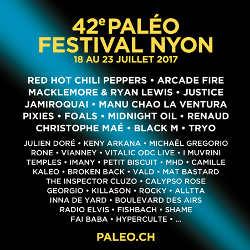 Embarquement pour le 42ème Paléo Festival 6