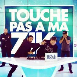 Cyril Hanouna <i>Touche Pas à Ma Zik</i> 5