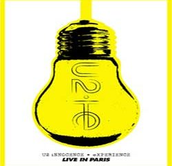 U2 <i>iNNOCENCE + eXPERIENCE Live in Paris</i> 11