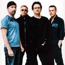 Bono et sa bande à Bercy en novembre 2015 6