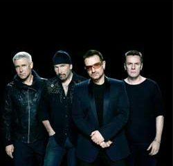 Le groupe U2 de retour à Paris 13