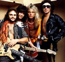 Reformation du groupe mythique Van Halen 15
