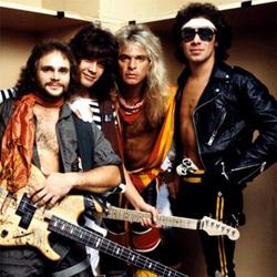 Reformation du groupe mythique Van Halen 5