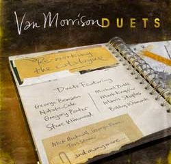 Van Morrison <i>Duets : Re-Working The Catalogues</i> 10