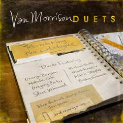 Van Morrison <i>Duets : Re-Working The Catalogues</i> 5