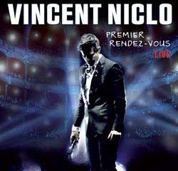 Vincent Niclo <i>Premier Rendez-vous Live</i> 8