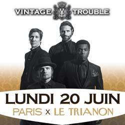 Vintage Trouble en concert au Trianon le 20 juin 2016 5
