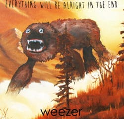 Weezer <i>Everything Will Be Alright In The End</i> 10