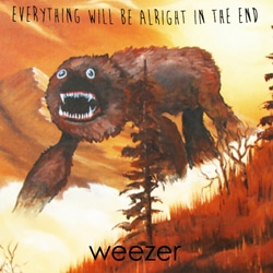 Weezer <i>Everything Will Be Alright In The End</i> 6
