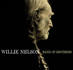 Willie Nelson pochette album Band Of Brothers