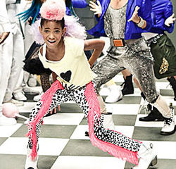 Willow Smith Whip My Hair 17