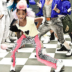 Willow Smith Whip My Hair 7