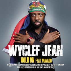 Wyclef Jean Hold On 5