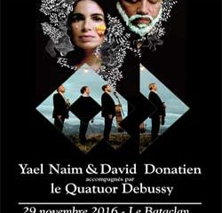 Yael Naïm au Bataclan le 29 novembre 2016 8