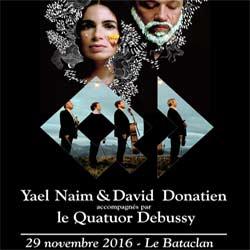 Yael Naïm au Bataclan le 29 novembre 2016 5