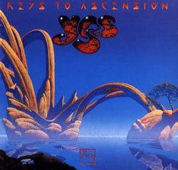 Le groupe Yes sort <i>Keys To Ascencion</i> 12