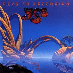 Le groupe Yes sort <i>Keys To Ascencion</i> 5