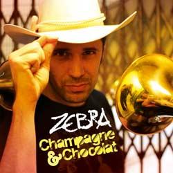 Zebra <i>Champagne et chocolat</i> 5