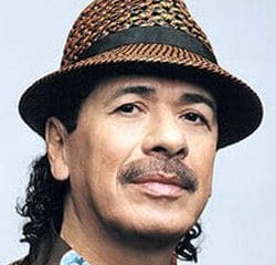Carlos Santana 13