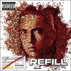 Eminem <i>Relapse: Refill</i> 5