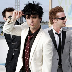 Green day en concert au Parc des Princes 5