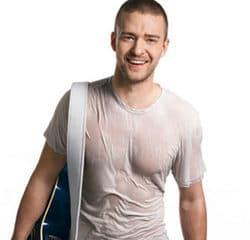 Justin Timberlake à Paris 5