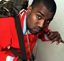 Kanye West auprès des sans-abris 9