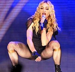Madonna nue dans Playboy 15
