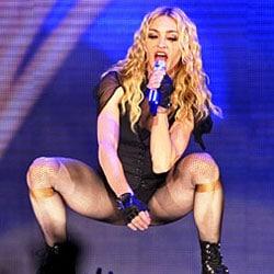 Madonna nue dans Playboy 6
