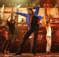 Michael Jackson This Is It 10