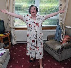 Susan Boyle chante Madonna 13