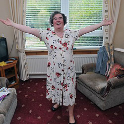 Susan Boyle chante Madonna 6