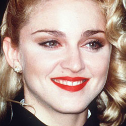 Madonna au Grand Rex à Paris 5
