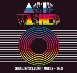 Acid Washed <i>General Motors, Detroit, America - Snake</i> 9