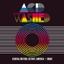 Acid Washed <i>General Motors, Detroit, America - Snake</i> 7