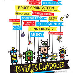 Vieilles charrues Festival - Programme 2009 7