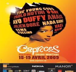 Caprices Festival 14