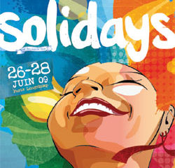 Solidays Programme 2009 10