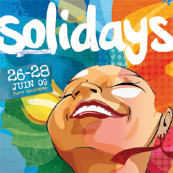 Solidays Programme 2009 5