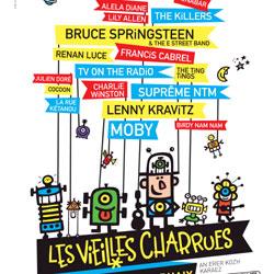 Vieilles charrues Festival - Programme 2009 5